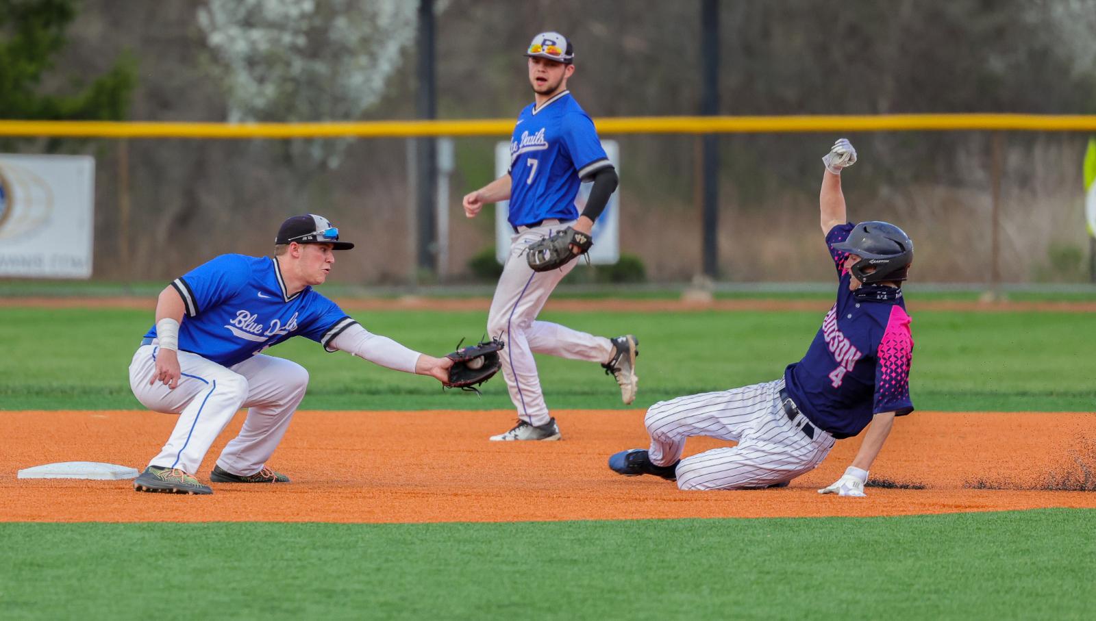 Images from Hudson Baseball vs Brunswick