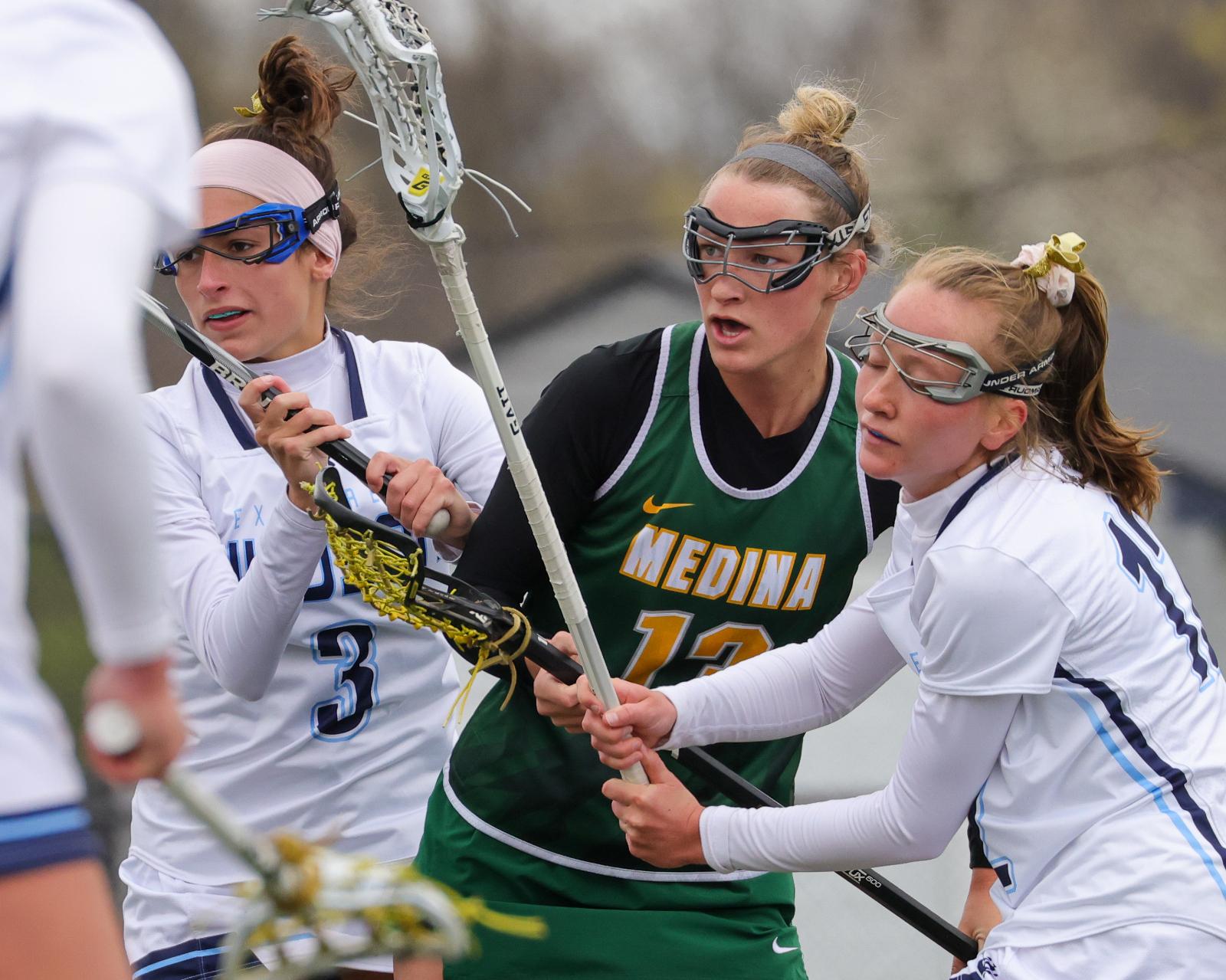 Images From Hudson Girls Lacrosse vs Medina