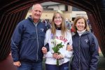 Images From Hudson Track and Field Senior Day