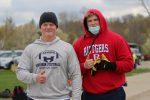 Boys Track & Field Earns Win over Bulldogs