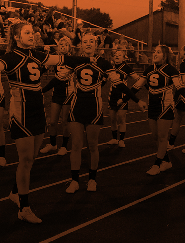 strasburg ohio midget cheerleading
