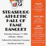 2020 Strasburg Athletic Hall of Fame – Friday January 31 & Saturday February 1
