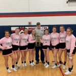 Congratulations Strasburg Cheer – IVC North Cheer Competition Champions