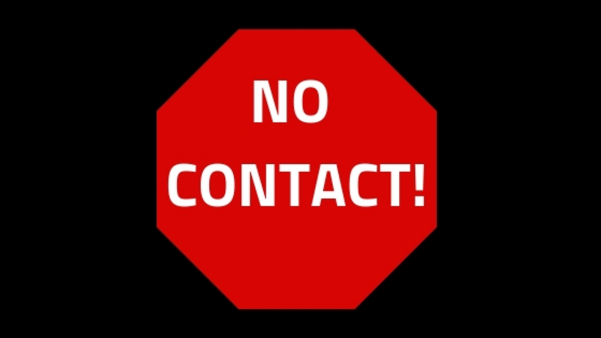 MANDATORY no-contact period is in effect for all school-sponsored sports March 17-April 5, 2020.