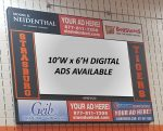 Advertising Space Still Available on Strasburg Gymnasium Video Board – Thank You to our Sponsors
