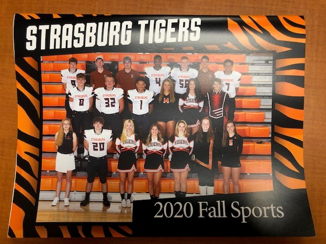 FALL PROGRAMS NOW AVAILABLE $2 – Fall Sports Programs Have Arrived.  Sold at remaining events and by contacting Athletic Department