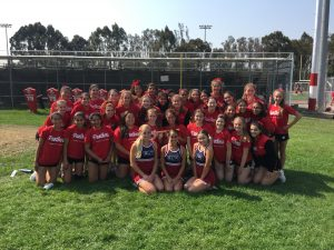 Cheerleading 2018-19
