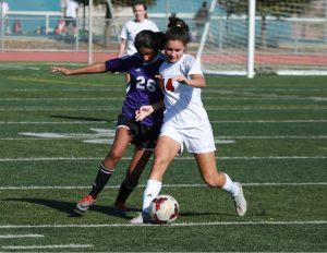 Girls Varsity Soccer 2019