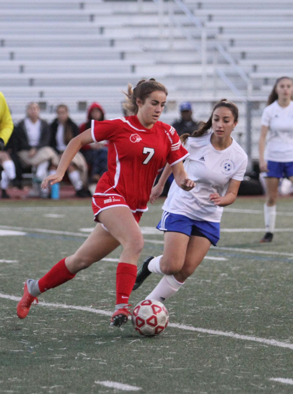 Panthers too much for SSF