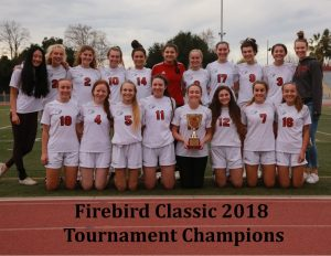 2018 Firebird Classic Tournament
