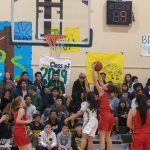 Girls Varsity Basketball falls to Capuchino 57 – 47 in overtime