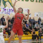 2018-19 Girls Varsity Basketball vs Capuchino