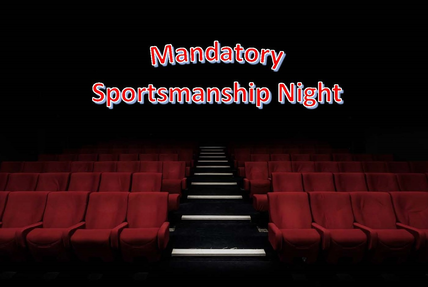 Mandatory Winter Sports Night for parents ONLY