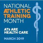 California Athletic Trainers' Association Public Service Announcement 2018