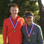 BHS Golfers qualify for the CCS Regional Tournament