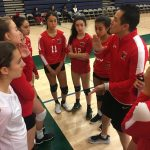 Freshmen Girls Volleyball @ Sacred Heart Cathedral Preparatory Tourney