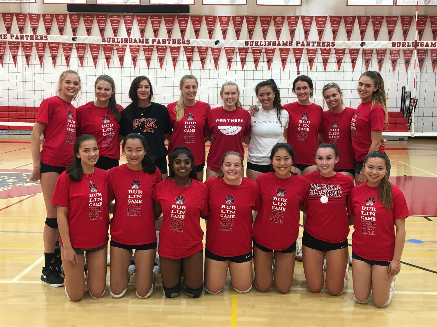 Congratulations to our Girls Volleyball Team