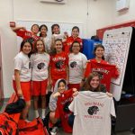 Frosh girls basketball defeats Oceana in the A.D.A.C. Game of the Week!