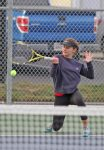 Burlingame girls' tennis team too much for Aragon
