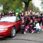 Sideline Cheerleading Tryouts for Freshman, JV & Varsity