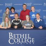 Zoe LaCroix signs with Bethel