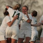 Zeeland West High School Soccer Varsity Girls beats Byron Center High School 4-3