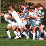 Zeeland West High School Soccer Varsity Girls beats Kenowa Hills High School 6-0