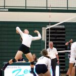 Zeeland West High School Volleyball Varsity falls to Unity Christian High School 1-3