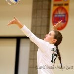 Zeeland West High School Volleyball Varsity falls to Holland Christian High School 0-3