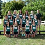Zeeland West High School Cross Country Varsity finishes 2nd place at OK Green Conference