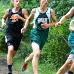 Zeeland West High School Cross Country Varsity Boys finishes 1st place at Zeeland West vs. Unity Christian