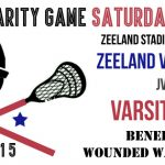 Lacrosse Charity Game to Benefit the Wounded Warrior Project