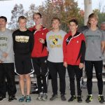 West Boys Cross Country Finish Runner-Up in the OK Green