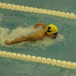 Zeeland East High School/Zeeland West High School Boys Varsity Swimming falls to West Ottawa High School 83-103
