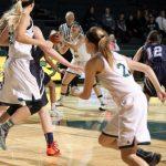 Zeeland West High School Girls Varsity Basketball beat Holland High School 51-8
