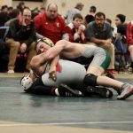 Zeeland West wrestling Open wrestling