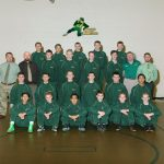 DUX Varsity Wrestlers Win Academic Award