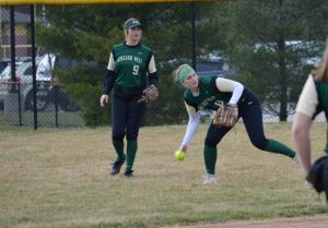 Varsity Softball vs.  Covenant Christian