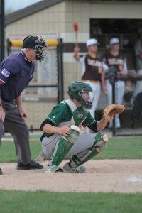 Photos from Varsity Baseball vs. Zeeland East 4/18/17