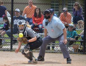 Varsity Softball at Hudsonville Milan's Miracle Tournament