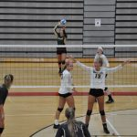 Varsity Volleyball @ Allendale 8/19