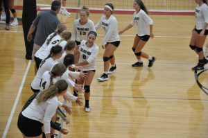 Varsity Volleyball @ Allendale 8/19