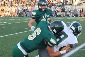 Varsity Football 9/9/17 DUX vs. West Catholic