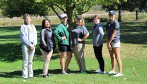 Girl's Varsity Golf @ OK Green Conference match