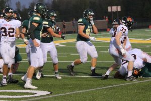 Varsity Football vs. Byron Center  (9/22) – Amber Bolhouse pics