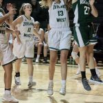 Photos of Varsity Girls Basketball vs. Reeths-Puffer 12/8/17