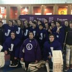 Hockey's Purple Game Recap – 2/17/18