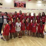Redondo Girls Volleyball take Power Classic Championship!!