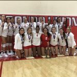 Sea Hawks are victorious in the Redondo Classic VB Tournament