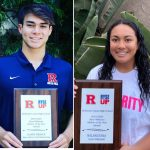 Ryse Williams Athletes of the Year!